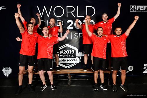 ITSF World Cup 154 Murcia 2019 PEQ
