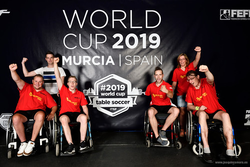 ITSF World Cup 138 Murcia 2019 PEQ