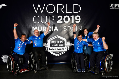ITSF World Cup 131 Murcia 2019 PEQ