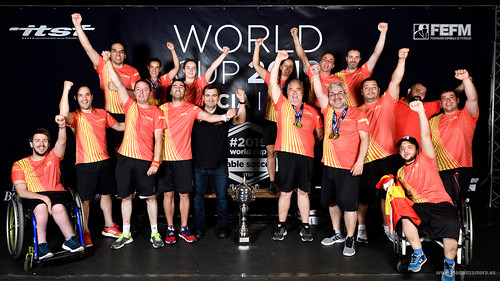 ITSF World Cup 118 Murcia 2019 PEQ