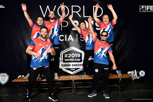 ITSF World Cup 016 Murcia 2019 PEQ