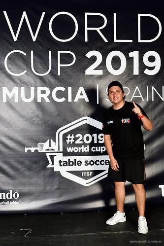 ITSF World Cup 1643 Murcia 2019 PEQ