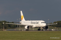 Airbus A320-200 YL-LCL ThomasCook 20190718 Stansted (steam60163) Tags: airbusa320 thomascook stansted stanstedairport