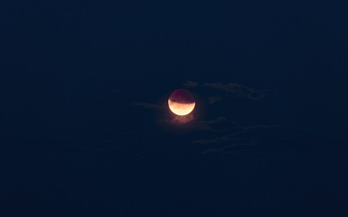 Partial Lunar Eclipse 20190716
