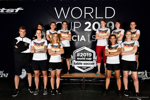 ITSF World Cup 1296 Murcia 2019 PEQ
