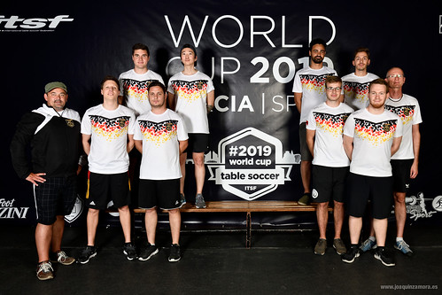 ITSF World Cup 1292 Murcia 2019 PEQ