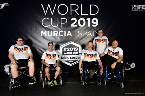 ITSF World Cup 1076 Murcia 2019 PEQ