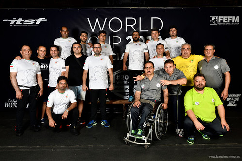 ITSF World Cup 1071 Murcia 2019 PEQ