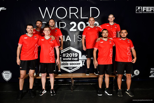 ITSF World Cup 152 Murcia 2019 PEQ