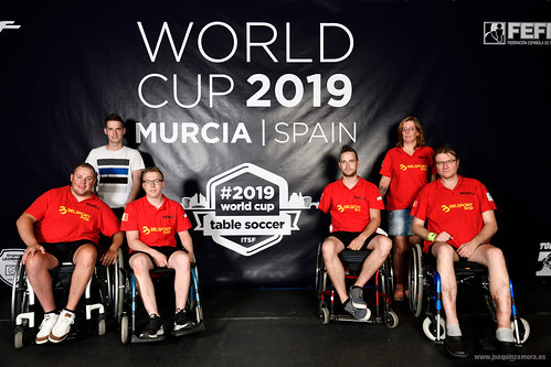 ITSF World Cup 135 Murcia 2019 PEQ