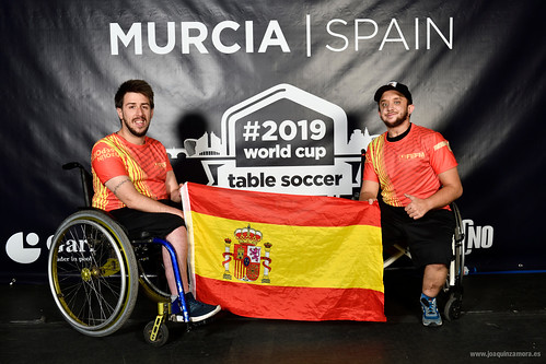 ITSF World Cup 121 Murcia 2019 PEQ