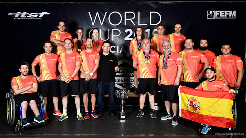 ITSF World Cup 116 Murcia 2019 PEQ
