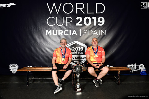 ITSF World Cup 111 Murcia 2019 PEQ