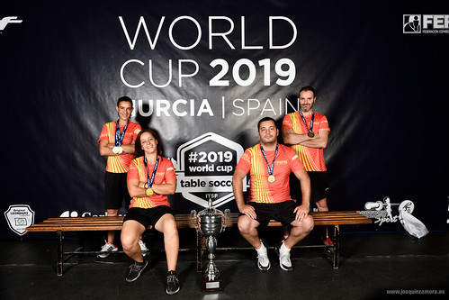 ITSF World Cup 106 Murcia 2019 PEQ