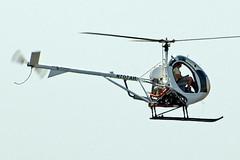 N707AH   Schweizer 269C-1 [0319] Atlanta-Dekalb Peachtree~N 22/04/2010 (raybarber2) Tags: 0319 cn0319 filed flickr helicopter kpdk n707ah planebase raybarber usacivil