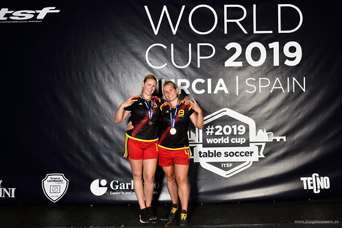 ITSF World Cup 1641 Murcia 2019 PEQ