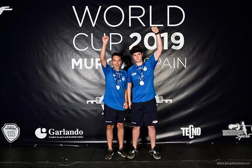 ITSF World Cup 1606 Murcia 2019 PEQ