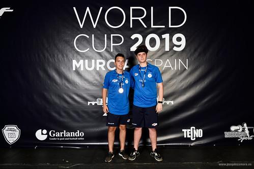 ITSF World Cup 1604 Murcia 2019 PEQ