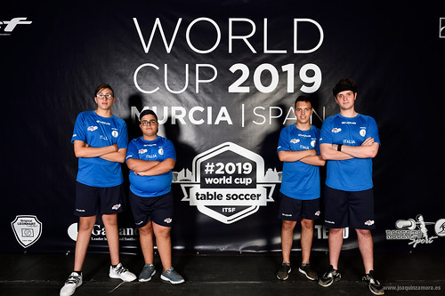 ITSF World Cup 1600 Murcia 2019 PEQ