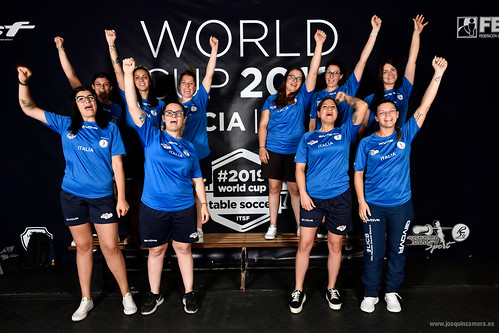 ITSF World Cup 1592 Murcia 2019 PEQ