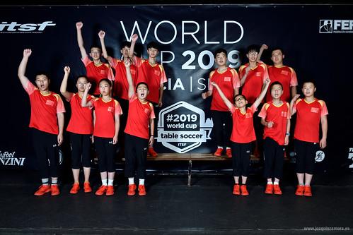 ITSF World Cup 1410 Murcia 2019 PEQ