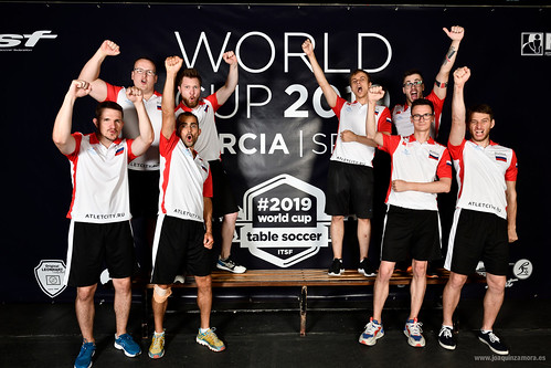 ITSF World Cup 1395 Murcia 2019 PEQ