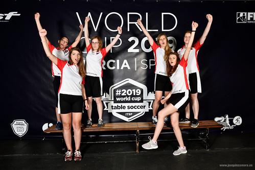 ITSF World Cup 1387 Murcia 2019 PEQ