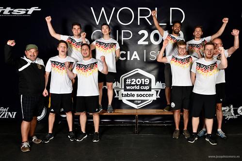 ITSF World Cup 1293 Murcia 2019 PEQ