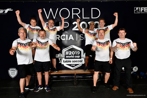 ITSF World Cup 1257 Murcia 2019 PEQ