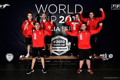 ITSF World Cup 1090 Murcia 2019 PEQ