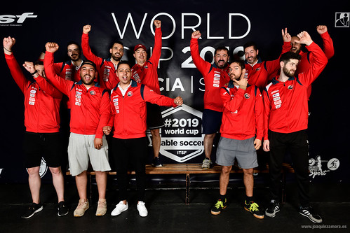 ITSF World Cup 1085 Murcia 2019 PEQ