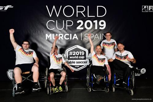 ITSF World Cup 1078 Murcia 2019 PEQ