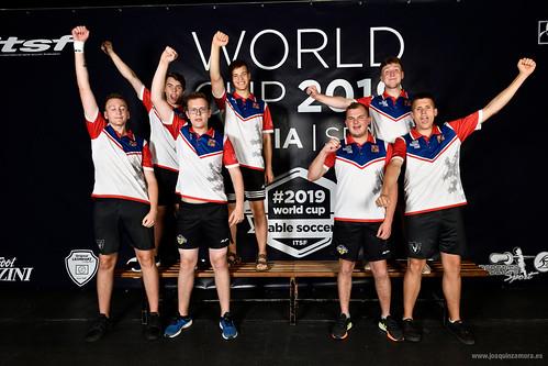 ITSF World Cup 1056 Murcia 2019 PEQ