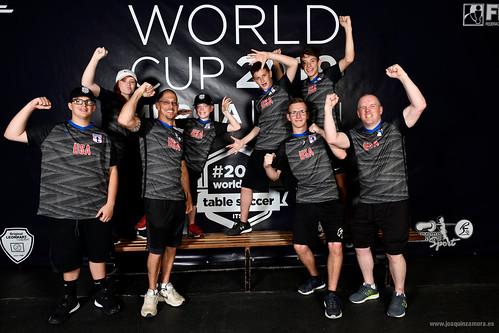 ITSF World Cup 0996 Murcia 2019 PEQ