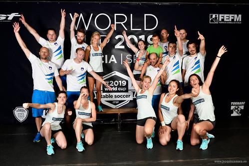 ITSF World Cup 0993 Murcia 2019 PEQ