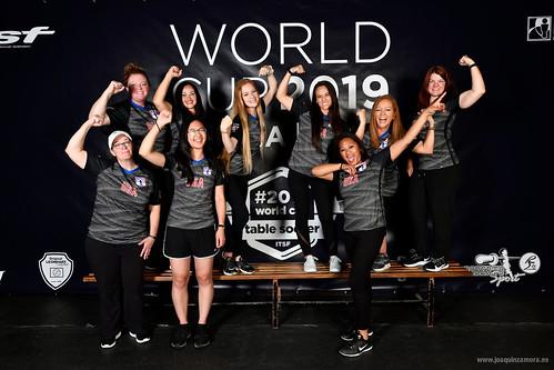 ITSF World Cup 0612 Murcia 2019 PEQ
