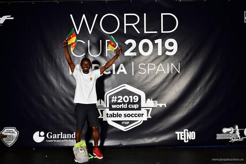 ITSF World Cup 513 Murcia 2019 PEQ