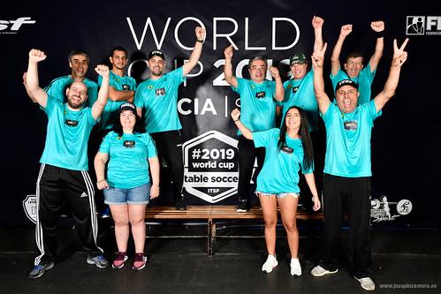 ITSF World Cup 209 Murcia 2019 PEQ