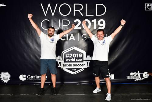 ITSF World Cup 201 Murcia 2019 PEQ