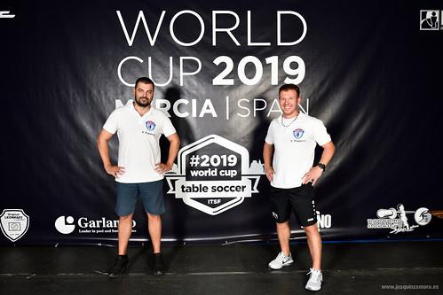 ITSF World Cup 200 Murcia 2019 PEQ