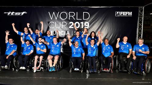 ITSF World Cup 196 Murcia 2019 PEQ