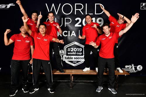 ITSF World Cup 189 Murcia 2019 PEQ