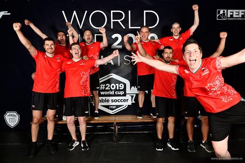 ITSF World Cup 153 Murcia 2019 PEQ