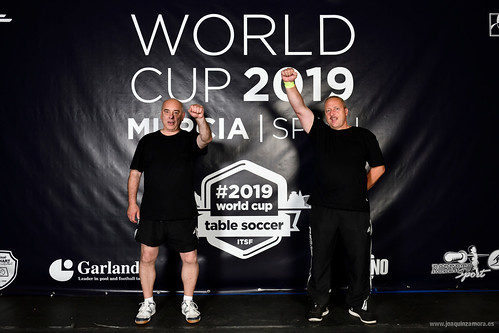 ITSF World Cup 127 Murcia 2019 PEQ