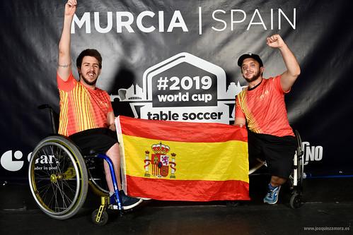 ITSF World Cup 124 Murcia 2019 PEQ