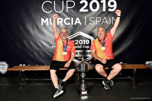 ITSF World Cup 114 Murcia 2019 PEQ