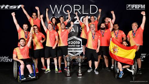 ITSF World Cup 104 Murcia 2019 PEQ