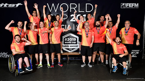 ITSF World Cup 098 Murcia 2019 PEQ
