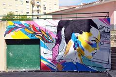 Lisboa - street art (jaime.silva) Tags: tamaraalves murolx19 lisboa lissabon lisbon lisbonne lisszabon lisbona lisabona lisabon lissabonin lissaboni lisabonos lisabonas lizbona lizbon lizbonska portugal portugalia portugalsko portugália portugalija portugali portugale portugalsk portogallo portugalska portúgal painting portugāle streetart streetartist street muralpainting pinturamural spraypaint spray spraypainting graffiti graf publicart artepublica urban urbanart arteurbana