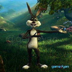 3D Bunny character modeling for short animated film by 3D Animation Studio (GameYanStudio) Tags: 2d 3d character animation model modeling outsourcing game art characteranimation characterdesign charactermodeling charactermodel lighting shading renderning motioncapture motioncaptureanimation productionoutsorceing productionoutsourceingcompany 3dmodeling highpoly lowpoly movie film services animationstudio characteroutsorceingcompany gameoutsourcing gamedevelopment